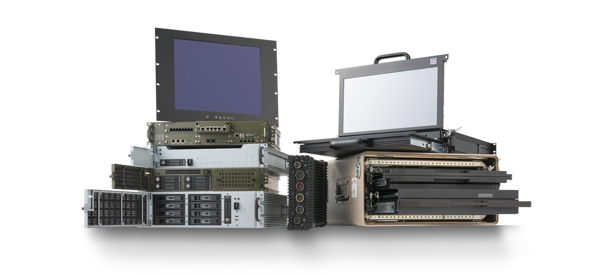 All Rugged Rackmount Servers