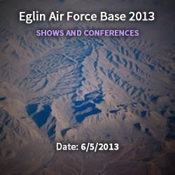 Eglin Air Force Base 2013