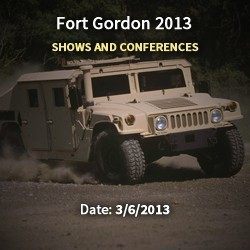 Fort Gordon 2013