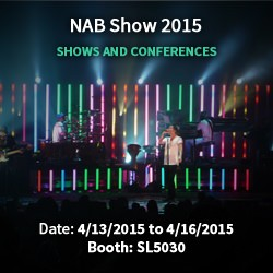 Thank you for a great NAB Show 2015